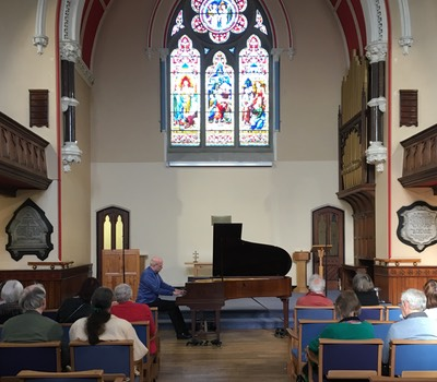 Macclesfield United Reformed Church, 2nd October 2016