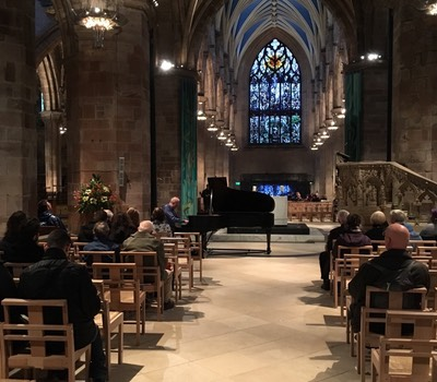 St Giles Cathedral, Edinburgh, 15th October 2016